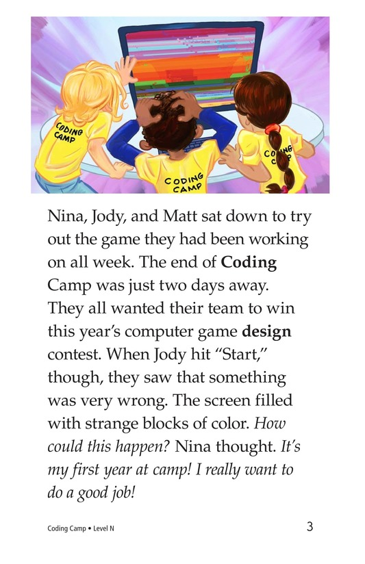 Book Preview For Coding Camp Page 3