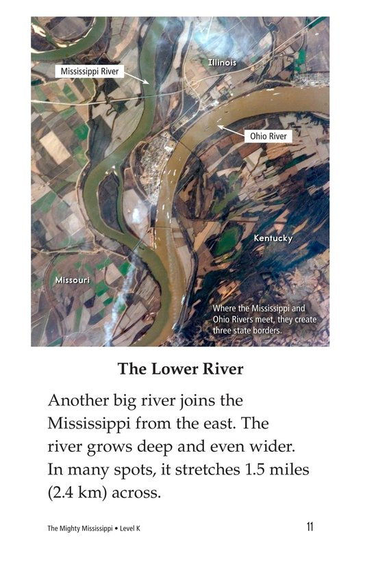 Book Preview For The Mighty Mississippi Page 11