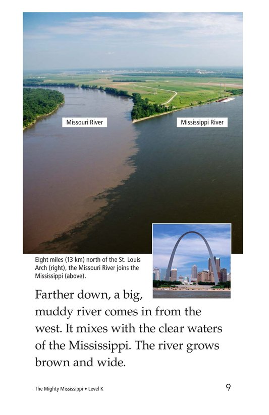 Book Preview For The Mighty Mississippi Page 9
