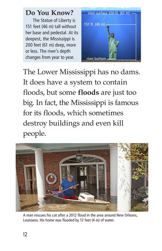Book Preview For The Mighty Mississippi Page 12