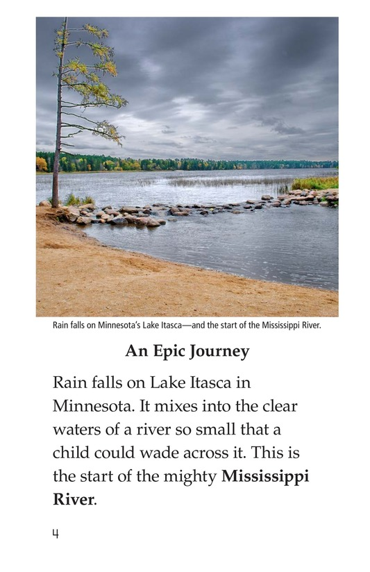 Book Preview For The Mighty Mississippi Page 4