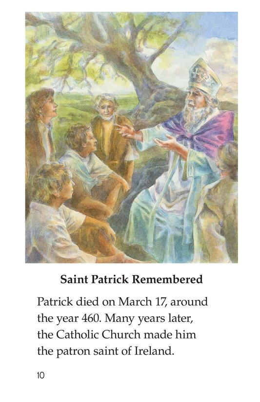Book Preview For Saint Patrick's Day Page 10