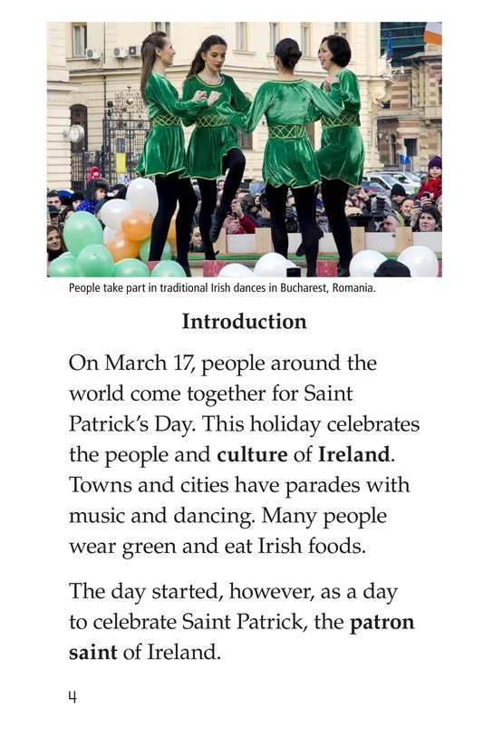 Book Preview For Saint Patrick's Day Page 4