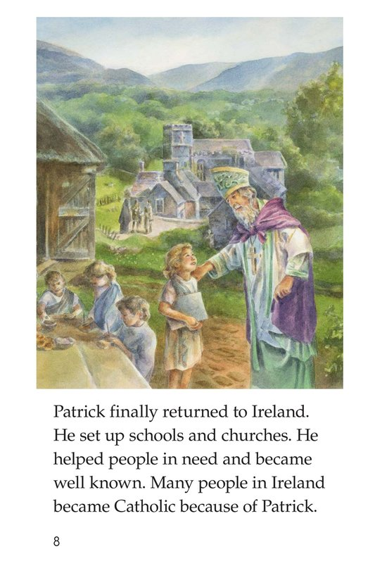 Book Preview For Saint Patrick's Day Page 8