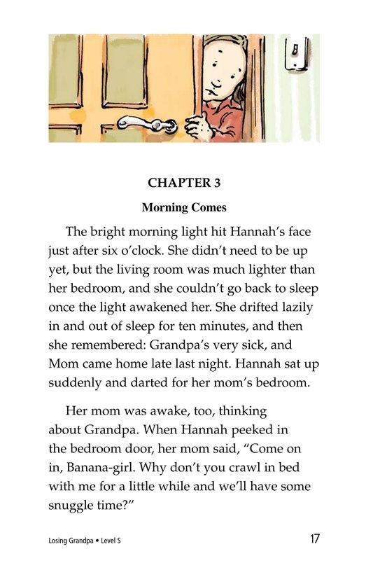 Book Preview For Losing Grandpa Page 17