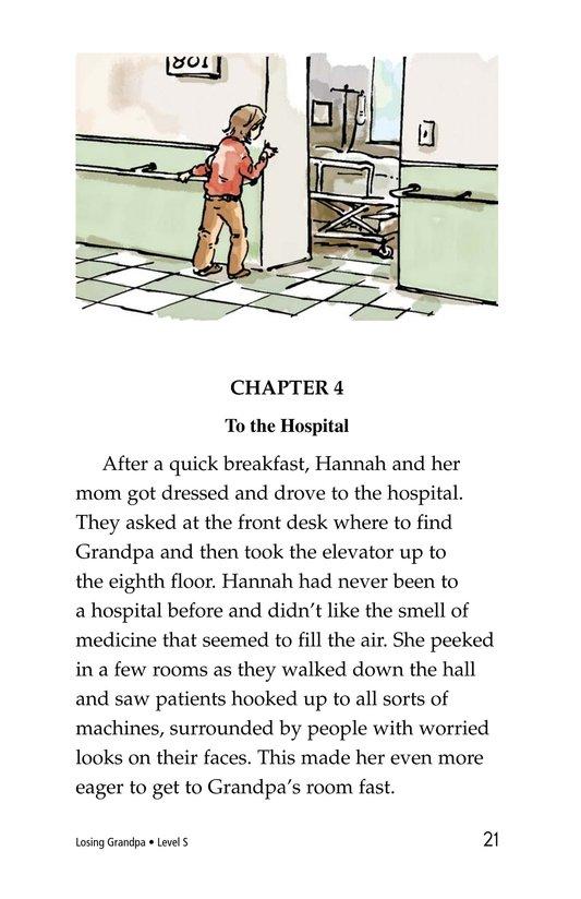Book Preview For Losing Grandpa Page 21