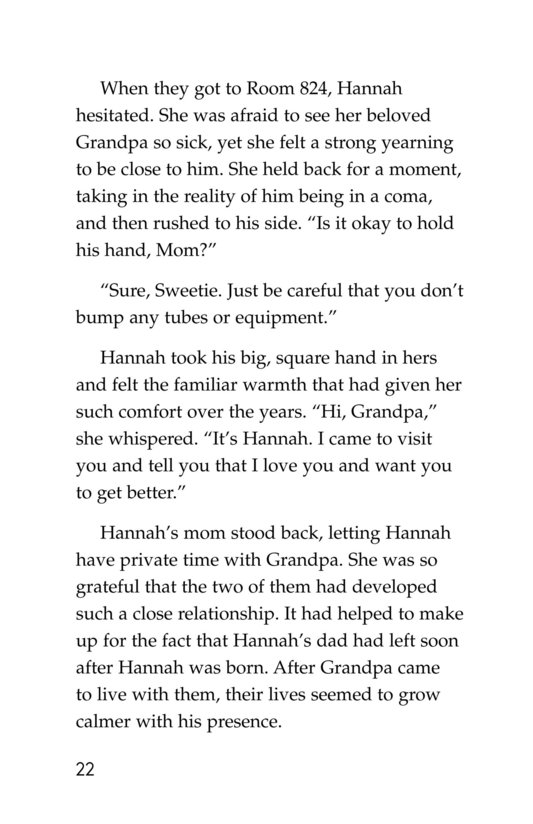 Book Preview For Losing Grandpa Page 22