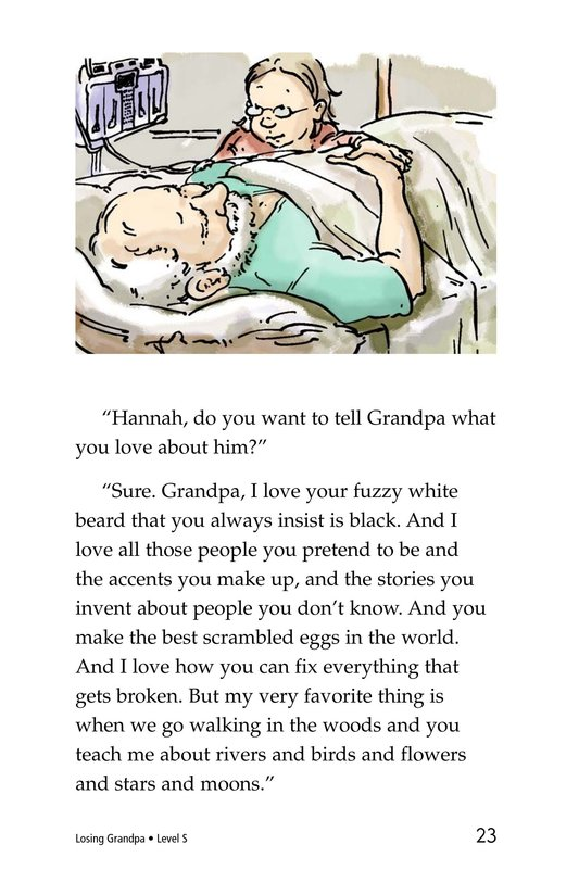Book Preview For Losing Grandpa Page 23