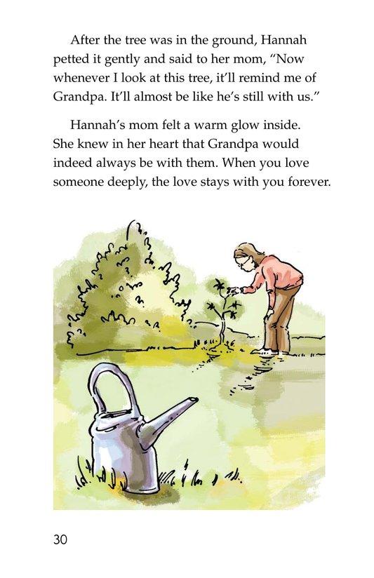 Book Preview For Losing Grandpa Page 30