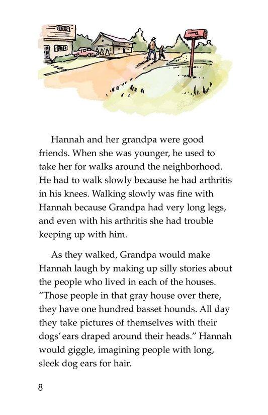 Book Preview For Losing Grandpa Page 8