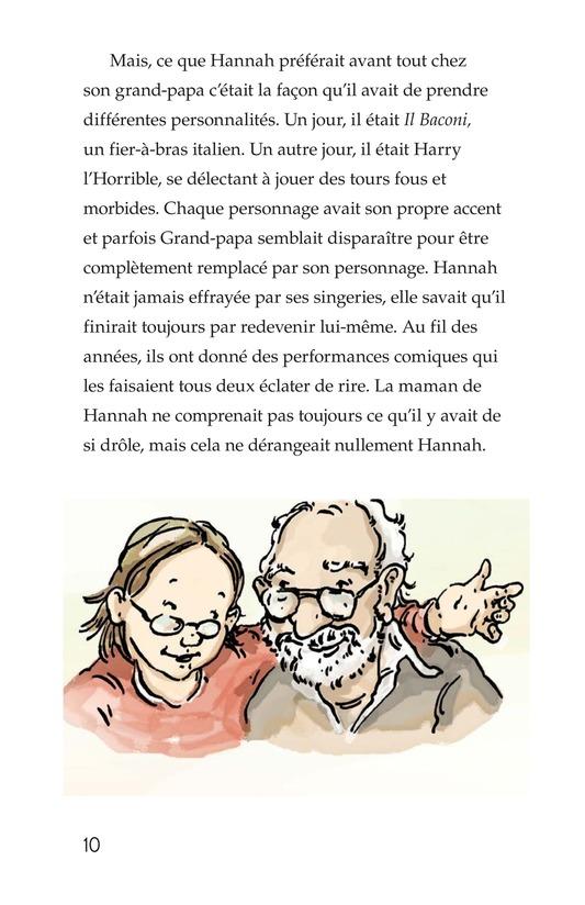 Book Preview For Losing Grandpa Page 10