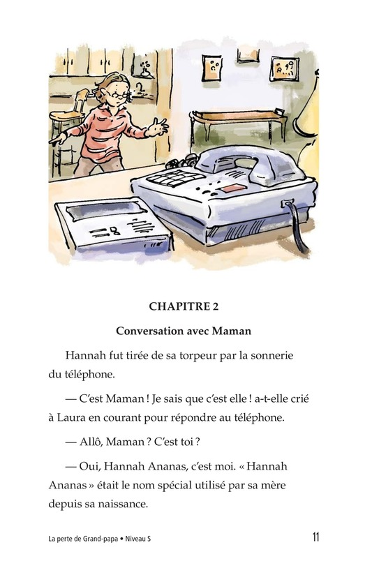 Book Preview For Losing Grandpa Page 11