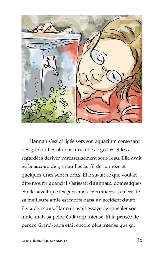 Book Preview For Losing Grandpa Page 15