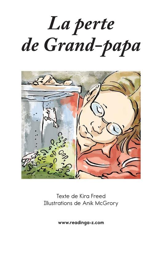 Book Preview For Losing Grandpa Page 2