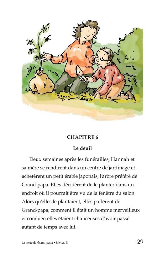Book Preview For Losing Grandpa Page 29
