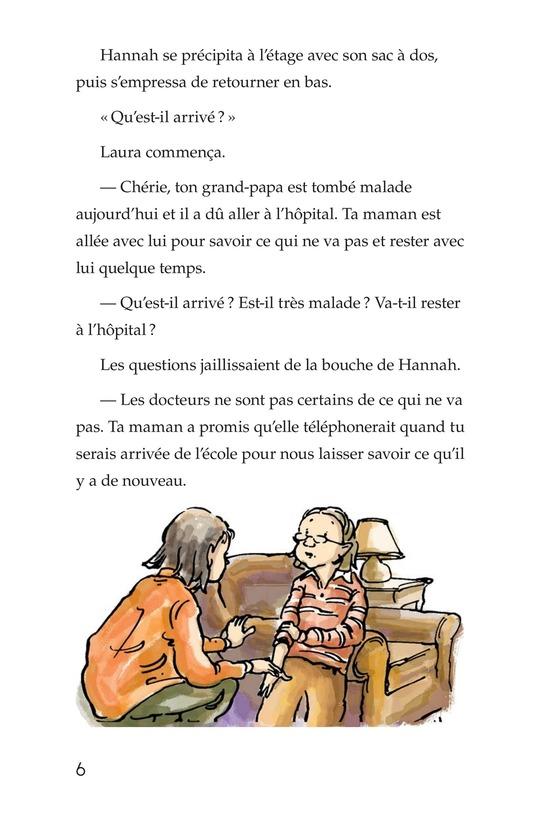 Book Preview For Losing Grandpa Page 6