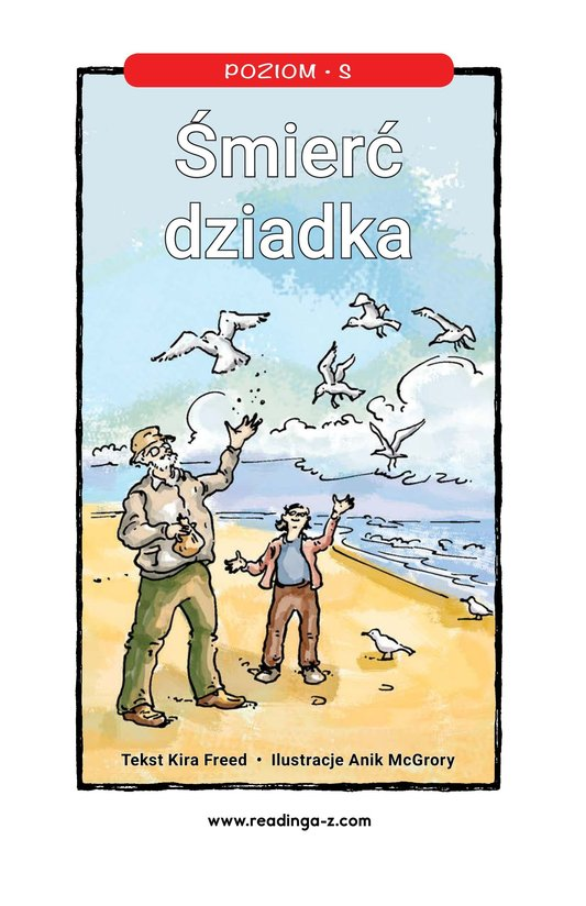 Book Preview For Losing Grandpa Page 1