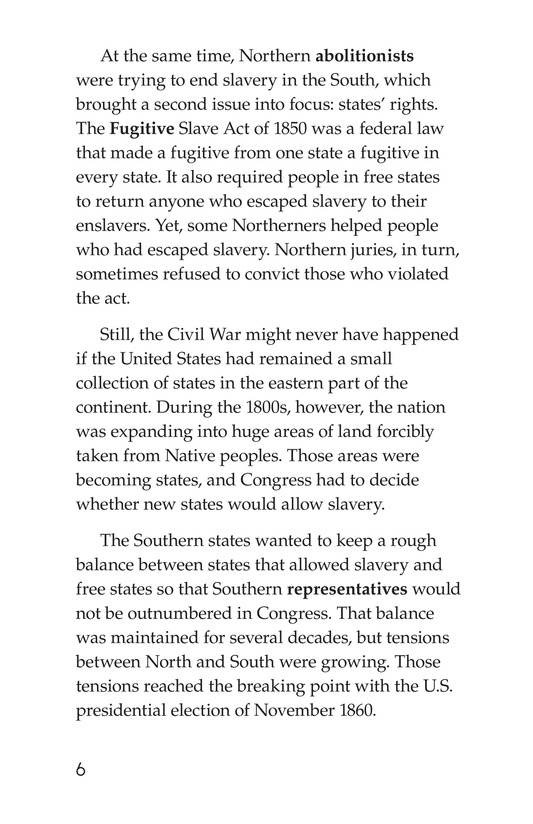 Book Preview For 1865: The End of the Civil War Page 6