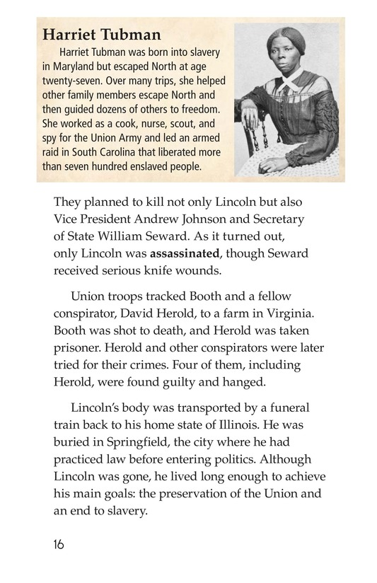 Book Preview For 1865: The End of the Civil War Page 16