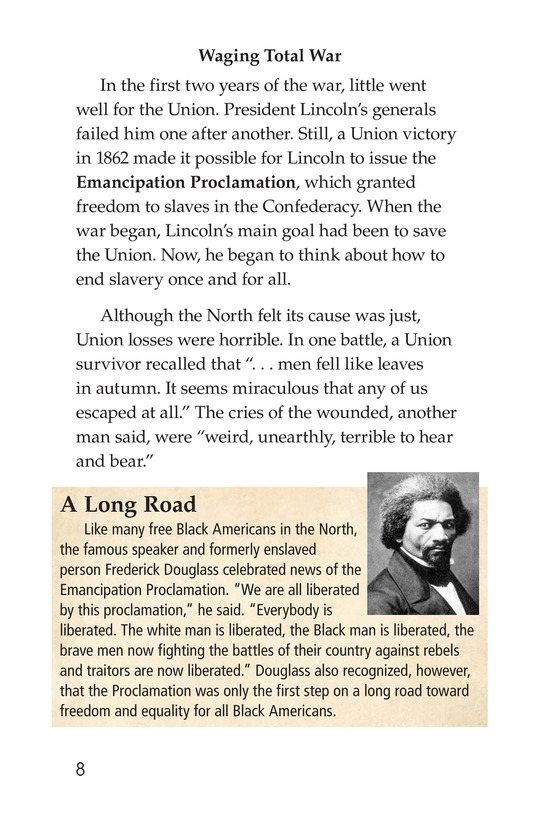 Book Preview For 1865: The End of the Civil War Page 8