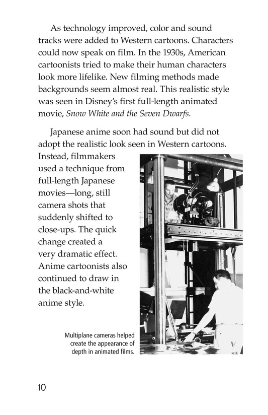 Book Preview For The History of Anime Page 10