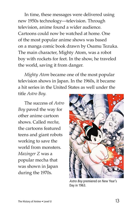 Book Preview For The History of Anime Page 13