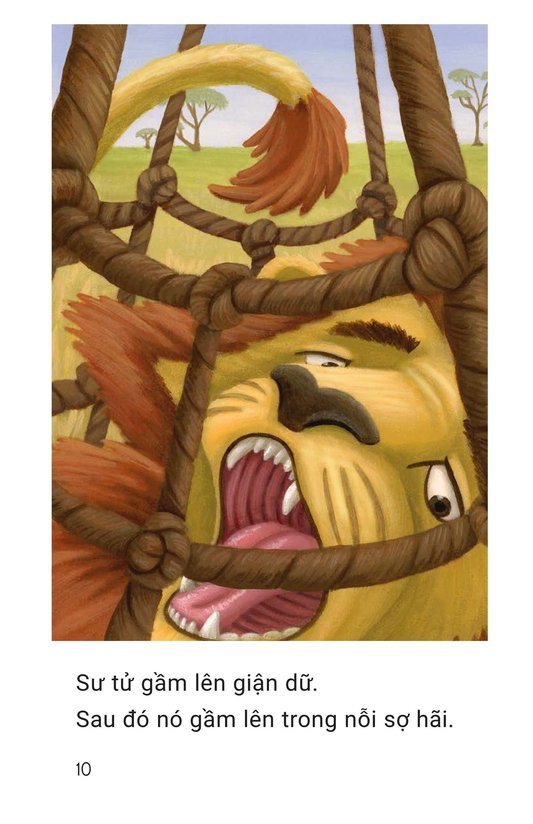 Book Preview For The Lion and the Mouse Page 10