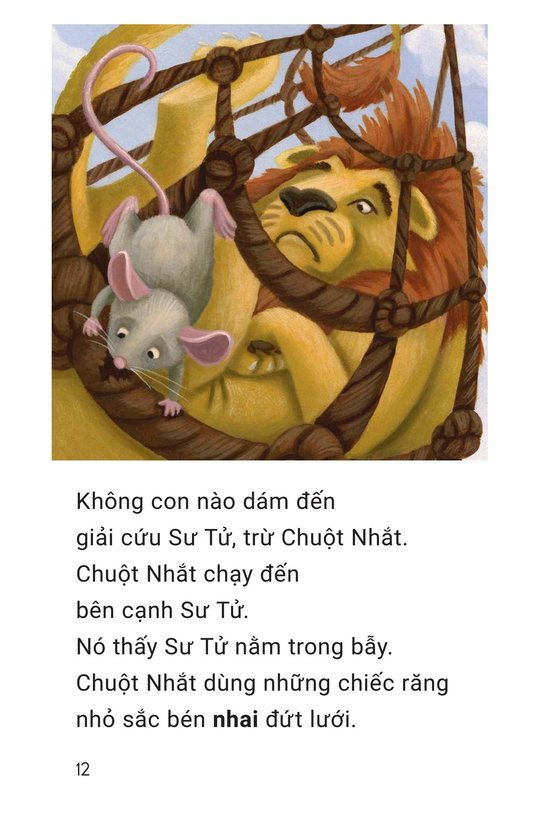 Book Preview For The Lion and the Mouse Page 12