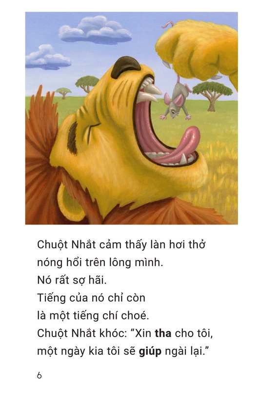 Book Preview For The Lion and the Mouse Page 6