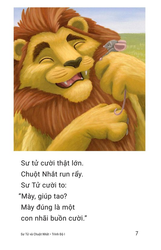 Book Preview For The Lion and the Mouse Page 7
