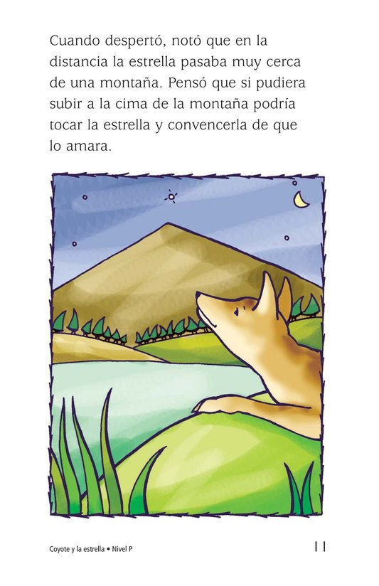 Book Preview For Coyote and the Star Page 11