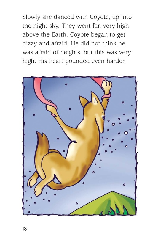 Book Preview For Coyote and the Star Page 18