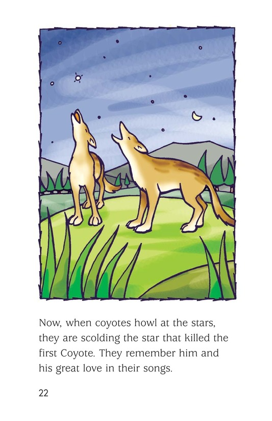 Book Preview For Coyote and the Star Page 22