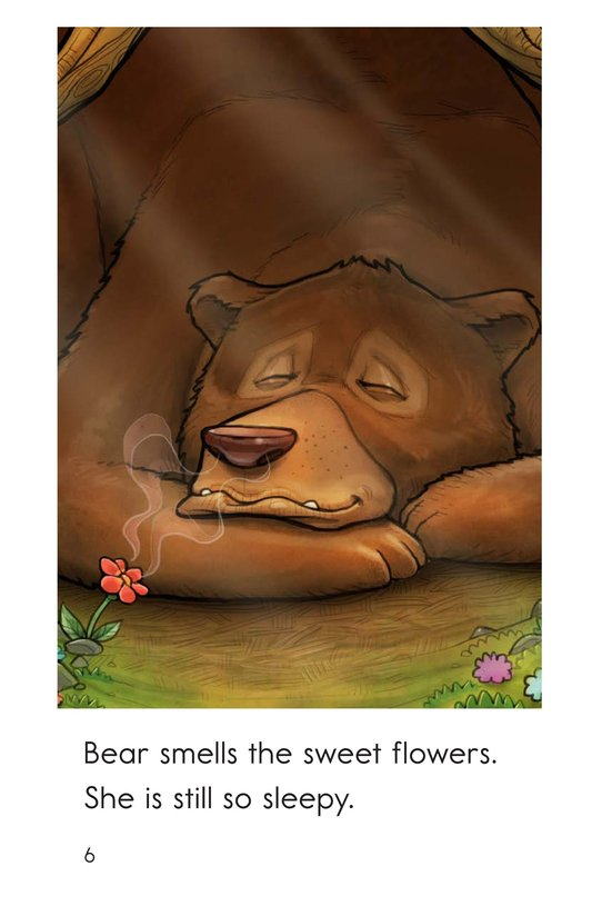 Book Preview For Wake Up, Bear! Page 6