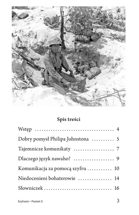 Book Preview For Code Talkers Page 3