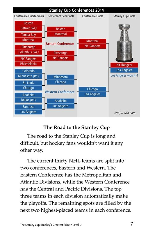 Book Preview For The Stanley Cup: Hockey's Greatest Prize Page 7