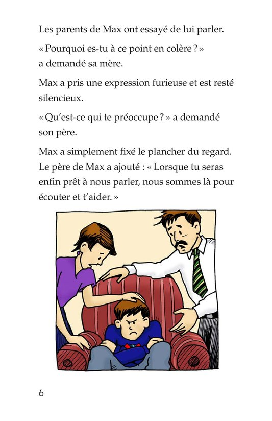 Book Preview For Max Page 6