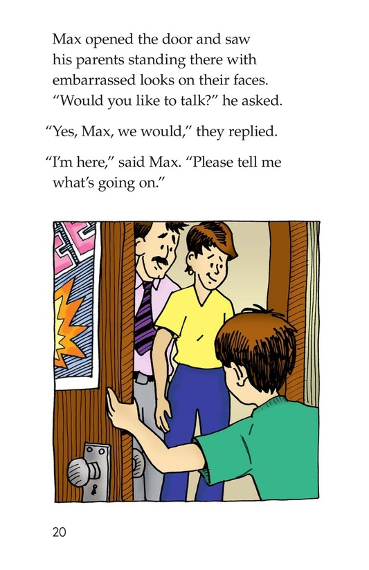 Book Preview For Max Page 20