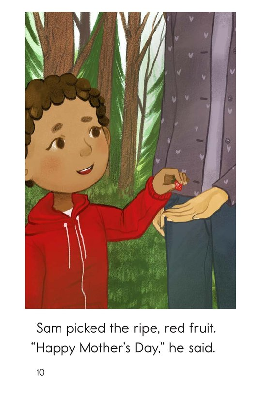 Book Preview For A Walk With Mom Page 10