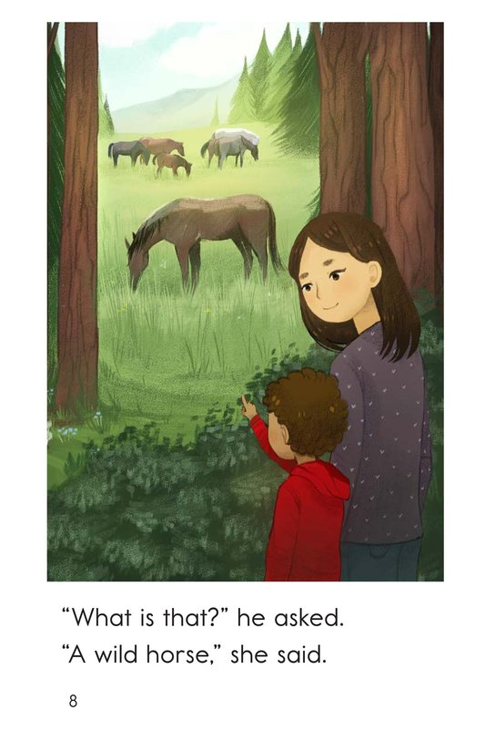 Book Preview For A Walk With Mom Page 8