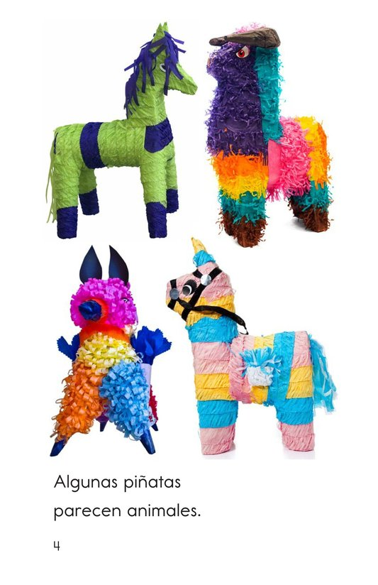 Book Preview For Piñatas Are Fun! Page 4