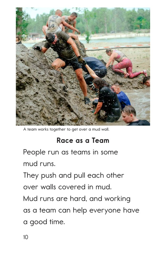 Book Preview For Mud Runs Page 10
