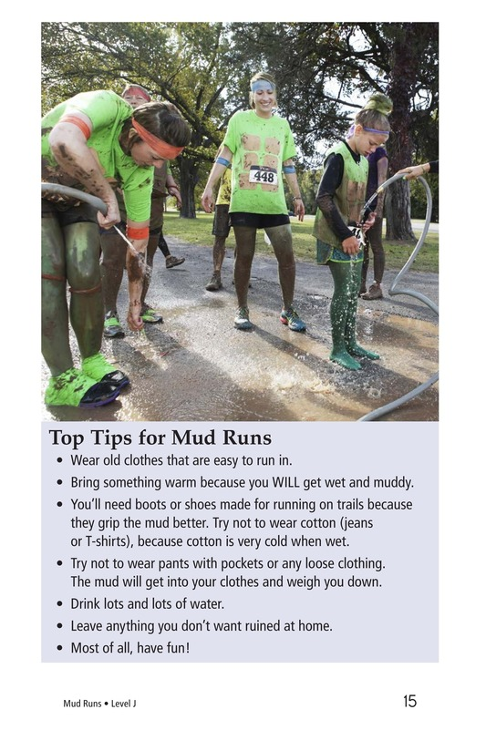 Book Preview For Mud Runs Page 15