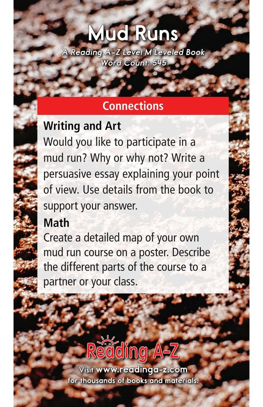 Book Preview For Mud Runs Page 17