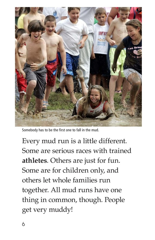 Book Preview For Mud Runs Page 6