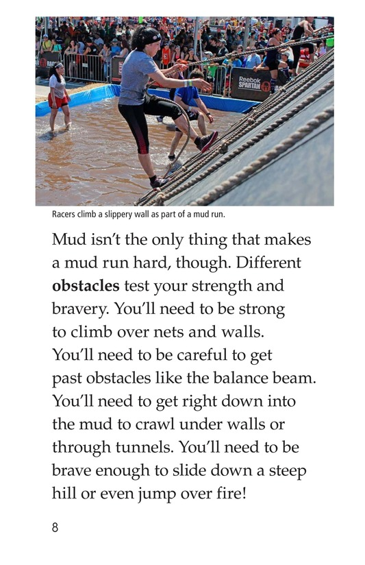 Book Preview For Mud Runs Page 8