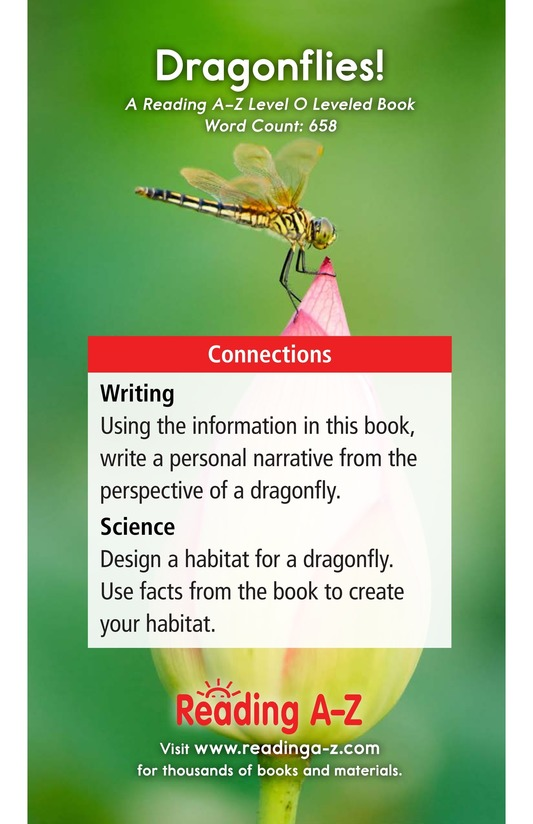 Book Preview For Dragonflies! Page 17