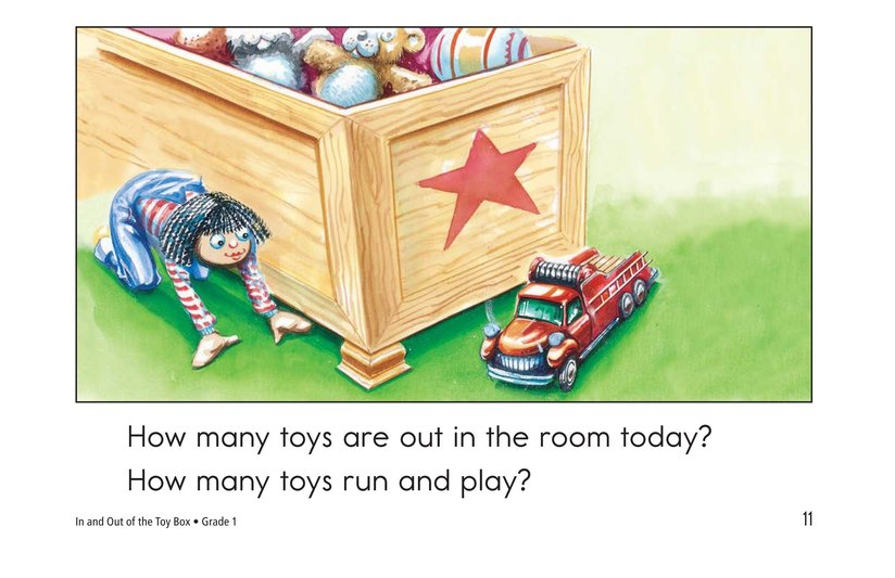 Book Preview For In and Out of the Toy Box Page 11