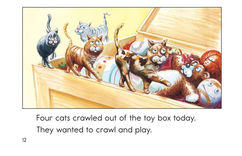 Book Preview For In and Out of the Toy Box Page 12
