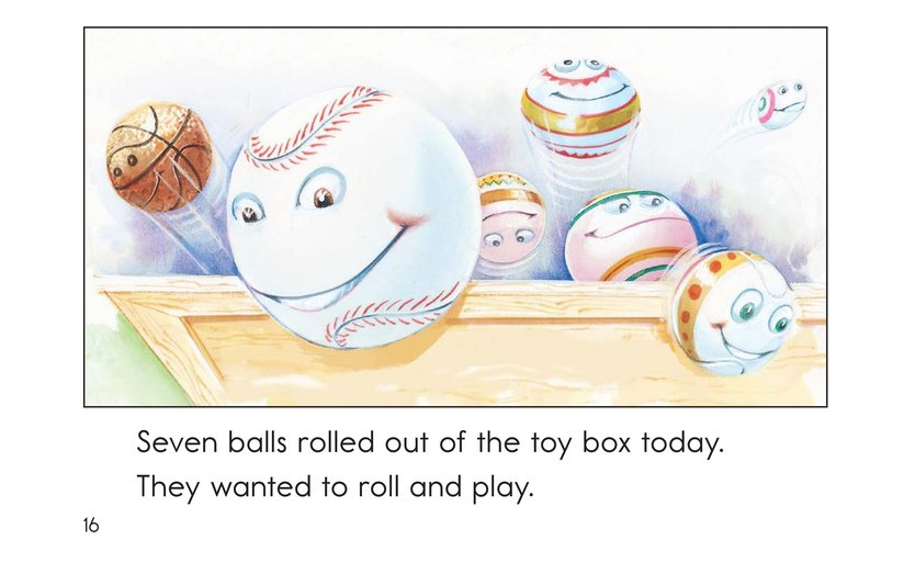 Book Preview For In and Out of the Toy Box Page 16